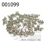 สต๊อปเปอร์สีโรเดียมทรงกลม 1 (1ถุง/3กรัม)