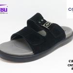 Cania คาเนีย รหัส CN52039 สีดำ เบอร์ 40-44
