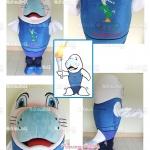 มาสคอทตุ๊กตา (สวมใส่คน) พะยูนเมืองตรัง 2554