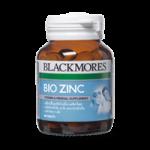 Blackmores Bio Zinc 90 แคปซูล ช่วยรักษาสิว ป้องกันผมร่วง