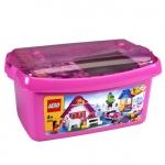 ชุดตัวต่อ LEGO Belville Large Pink Brick Box 5560 [ส่งฟรี]