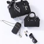 กระเป๋าแบรนด์เนม PISIDIA รุ่น WELKIN mini สีดำ (ส่งฟรี EMS)