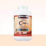 Kirkland Vitamin C 1000 mg สุดยอดวิตามินซี อันโด่งดังจากอเมริกา บำรุงผิวจากภายในสู่ภายนอก