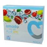Amado Kane Glutathione อมาโด้ กาเน่ กลูต้าไธโอน เม็ดฟู่ เพื่อผิวขาว ขนาดบรรจุ กล่องละ 10 เม็ด (1 กล่อง)