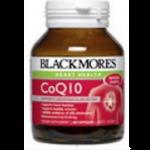 Blackmores Co Q10 50mg. 30 แคปซูล แบลคมอร์ส โคเอ็นไซม์ คิวเท็น
