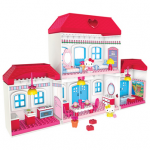 Hello Kitty Dream House เมก้าบล๊อค MG10822 [ส่งฟรี]