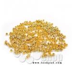 สต๊อปเปอร์สีทองทรงกลม 2 (1ถุง/3กรัม)