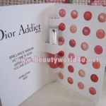 Dior addict gloss be iconic mirror shine volume & care 1 ml. # 643 diablotine (ขนาดทดลอง)