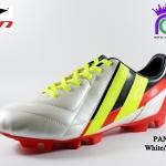 รองเท้าสตั๊ด PAN แพน สีขาวเขียว เบอร์ 39-44