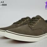 รองเท้าผ้าใบชายสปอร์ต Y.BOKAI รุ่นBOK-668 สีเทา เบอร์41-45