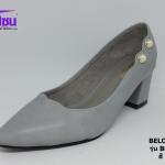 Belongse บีลองเซ่ รหัส B8-439 สีเทา เบอร์ 36-40
