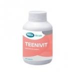 Mega We Care Teenivit 30 Caps Tuna oil Plus Multivitamin เมก้า วีแคร์ ทีนนิวิท 30 แคปซูล เหมาะสำหรับเด็กวัยรุ่นที่กำลังเจริญเติบโต เรียนหนัก ต้องการบำรุงสมอง หรือสายตา