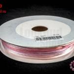 เชือกหางหนู สีรุ้ง 3มิล (1ม้วน/36หลา)