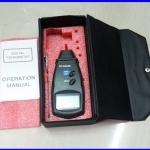เครื่องวัดความเร็วรอบ เครื่องวัดรอบ มิเตอร์วัดความเร็วรอบ มิเตอร์วัดรอบ Digital Laser Photo Tachometer Non Contact