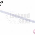 ซิปล็อค TW สีเทา 16นิ้ว(1เส้น)