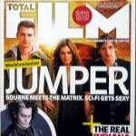 TOTAL FILM FEB 2008 - JUMPER ,SWEENEY TODD, JOHNNY DEPP