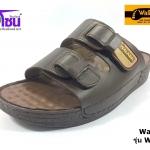รองเท้า Walker วอคเกอร์ รุ่น WB702 สีน้ำตาล เบอร์ 40-45