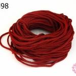 เชือกร่ม สีน้ำตาลแดง (1มัด/20กรัม)