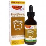Bioray Kids NDF Pooper - Bowel Mover & Toxin Removal (60ml.)