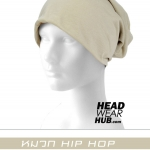 หมวก HIPHOP - LIGHT BROWN