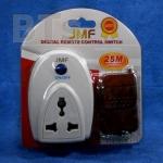 รีโมทคอนโทรลคลื่น FM JMF 5500A ระยะ 25 ม.