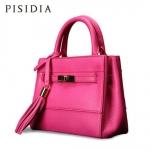 กระเป๋าแบรนด์เนม PISIDIA รุ่น BERKIN mini สีชมพู (ส่งฟรี EMS)