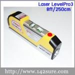 TOOL007 วัดระดับน้ำเลเซอร์ Laser Level Pro 3 Measuring Equipment 8FT/250CM