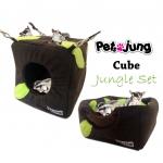 PJ-CUB002-JG2 PetsJunG - Cubes Jungle Set ลูกเต๋า