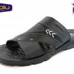 รองเท้าเพื่อสุขภาพ DEBLU เดอบลู รุ่น M8681 สีดำ เบอร์ 39-44