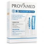 Provamed 2X Effective Scar Solution ครีม ลบรอย แผลเป็น ผ่าแผลตัดโดยเฉพาะ