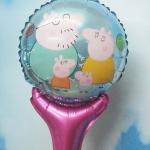 บอลลูนเป่าลม ลาย Peppa Pig & Family / Item No. TL-M014