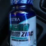VISTRA BCAA plus Zinc Sport Nutrition บรรจุ 60 แคปซูล