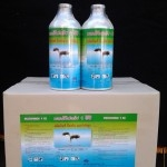 น้ำยาพ่นยุง เดลต้าเมทริน 1% ยี่ห้อ เดลต้าฟอร์ช (ขวดอลูมิเนียม)