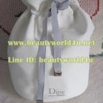 กระเป๋า Dior ทรงขนมจีบ สีขาว