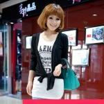 เสื้อคลุมตัวแขนยาว ลาย Basic : สีดำ รหัส JC010