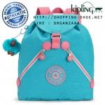 Kipling Bustling - Bright Aqua C (Belgium)