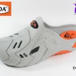 รองเท้าหัวปิด ADDA Iron Mask รหัส 52301 สีเทา เบอร์ 7-10