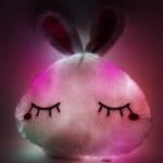 หมอนเรืองแสงรูปกระต่าย
