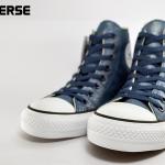 รองเท้าผ้าใบ CONVERSE ALL STAR GLITTER HI NAVY เบอร์ 7,8,9