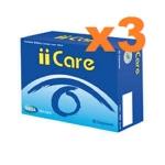 Set 3 กล่อง Mega We care iicare เมก้า วีแคร์ ไอไอแคร์ 30 แคปซูล