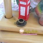 หัวซิบรูปถ้วยกาแฟ ขนาด 2 cm