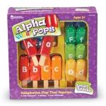 ของเล่นเสริมพัฒนาการ Smart Snacks Alpha Pops