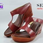senso (เซนโซ) สีแดง รุ่นNJ26014-11 เบอร์36-40