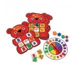 ของเล่นเด็ก ของเล่นเสริมพัฒนาการ Bingo Bears Game