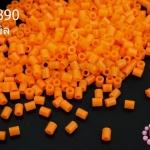 เม็ดบีทรีดร้อน สีส้ม 2.5มิล (1ขีด/100กรัม)
