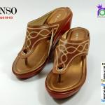 senso (เซนโซ) สีน้ำตาล รุ่นNJ26018-03 เบอร์36-40