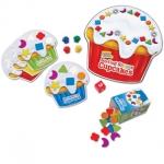 ของเล่นเด็ก ของเล่นเสริมพัฒนาการ Smart Snacks Sorting Shapes Cupcakes Game
