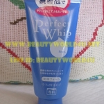 Shiseido perfect whip foam 120 g.