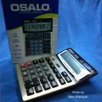 เครื่องคิดเลขตั้งโต๊ะขนาดใหญ่ 12 หลัก OSALO OS-8900