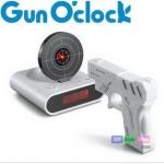 นาฬิกาปลุกยิงปืน Gun Alarm Clock PA0100